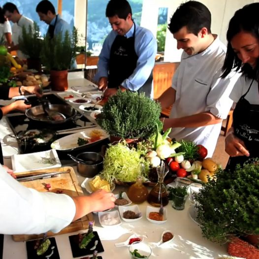 Tecniche di team building – Laboratorio in cucina – Summer Academy