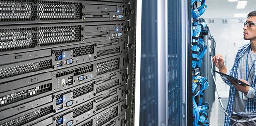 Tecniche di installazione e configurazione server