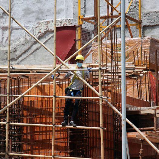 Aggiornamento dei lavoratori sulle procedure COVID-19 – Cantieri Edili